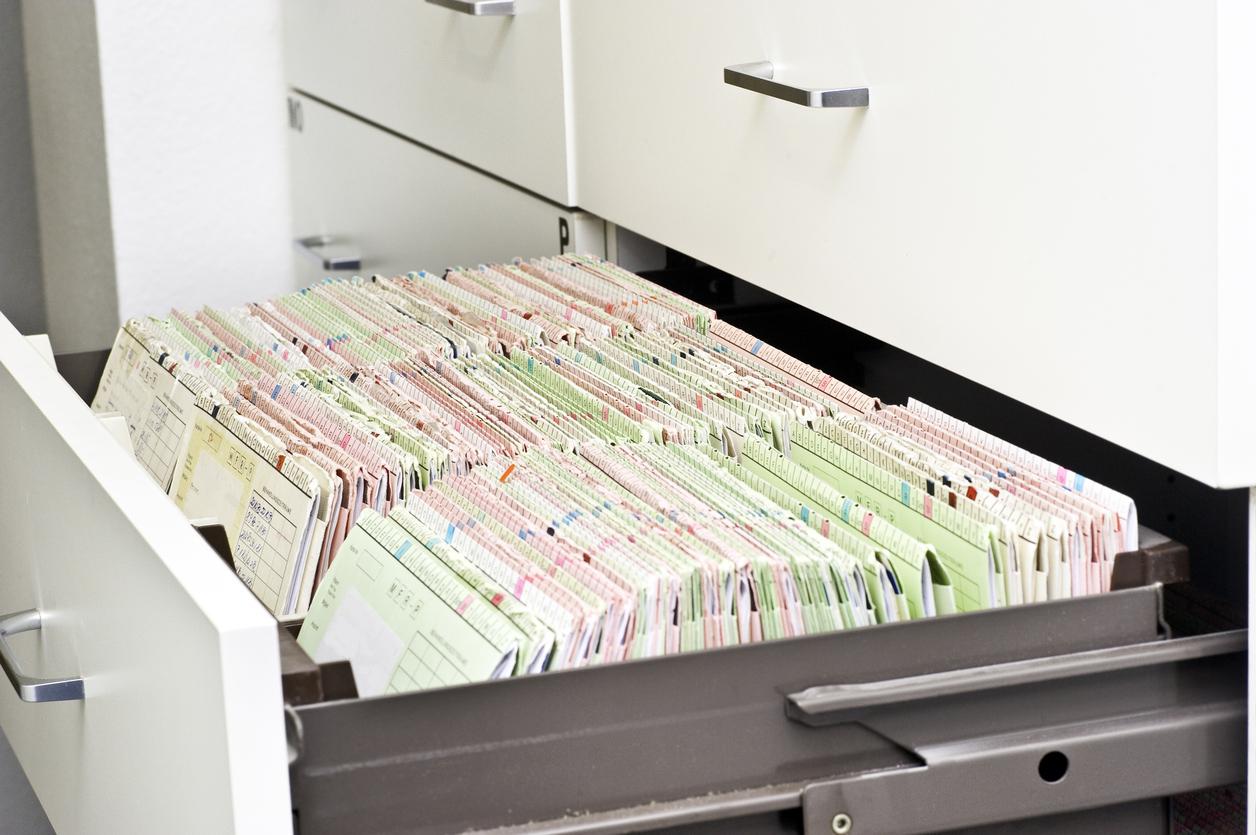 Terveydenhuollon arkistojen salattavuudesta