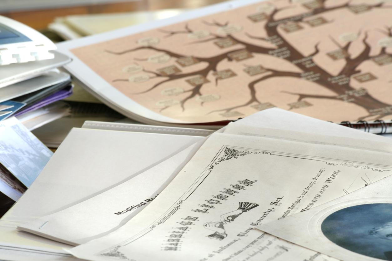 Arkistot ja sukututkimus